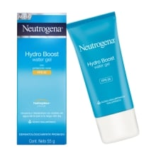NEUTROGENA® Hidratación Facial HYDRO BOOST® Water Gel FPS 25