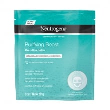NEUTROGENA® Mascarilla Hydrogel Deep Clean®