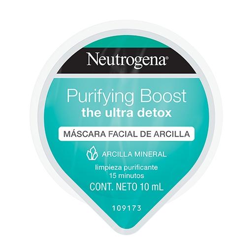NEUTROGENA® Mascarilla Deep Clean® Arcilla